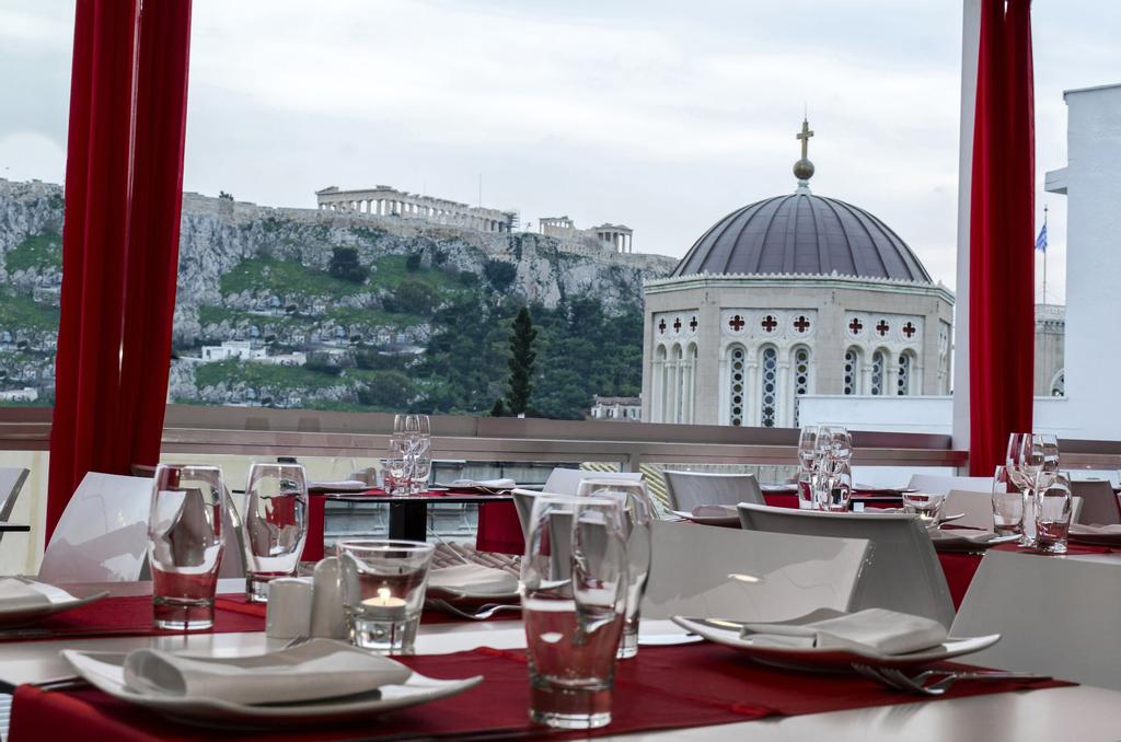 Athens Status Suites, Attica