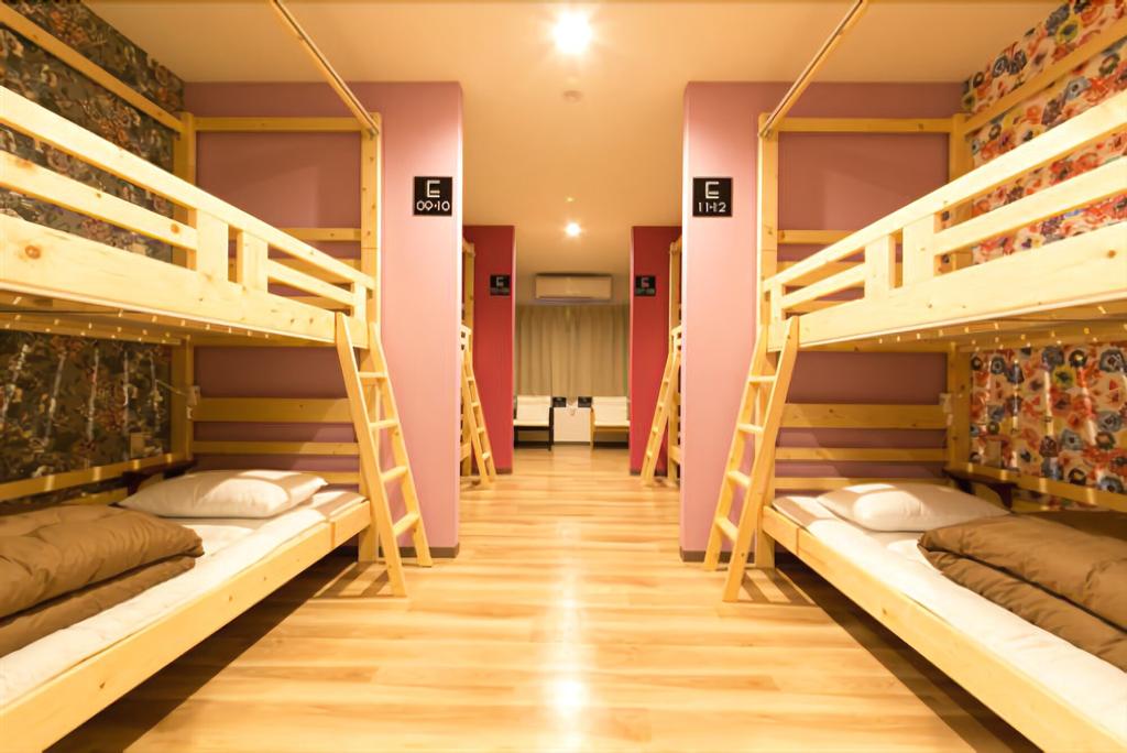 Guest House Rojiura - Hostel, Beppu