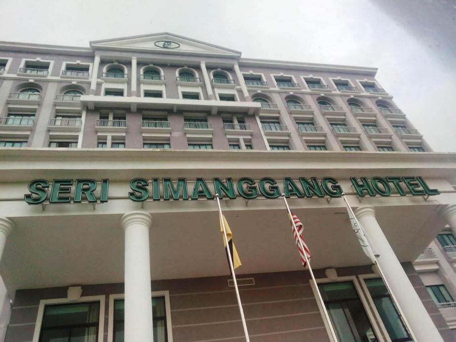 Seri Simanggang Hotel, Sri Aman