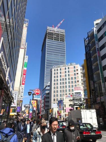 Tokyo Minpaku, Taitō