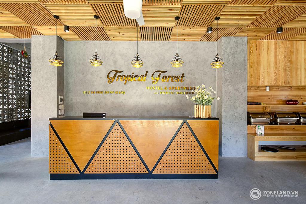 Zoneland Apartments - Tropical Forest Mountain View, Sơn Trà