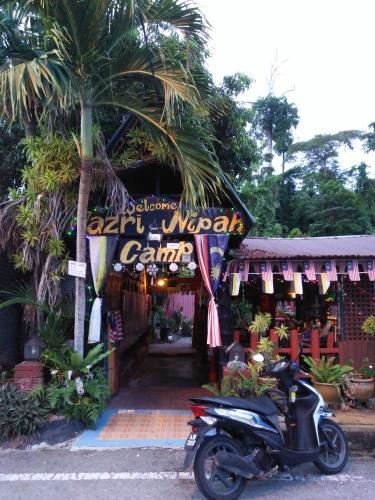 Nazri Nipah Camp, Manjung