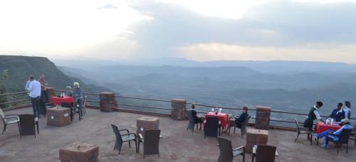 Mountain View Hotel Lalibela, Semen Wello