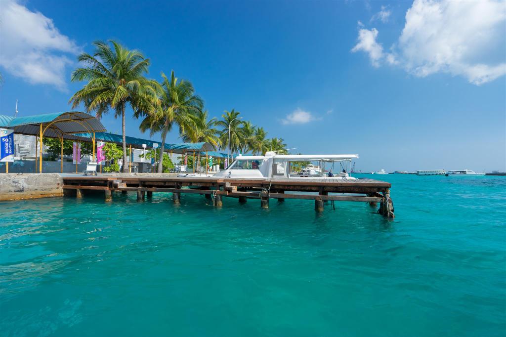 3 Palm, Kepulauan Maafushi