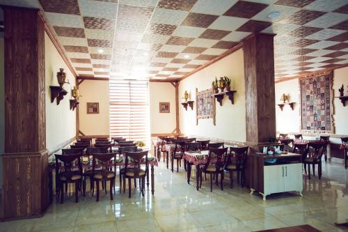 Grand Qafqaz Hostel, Samux