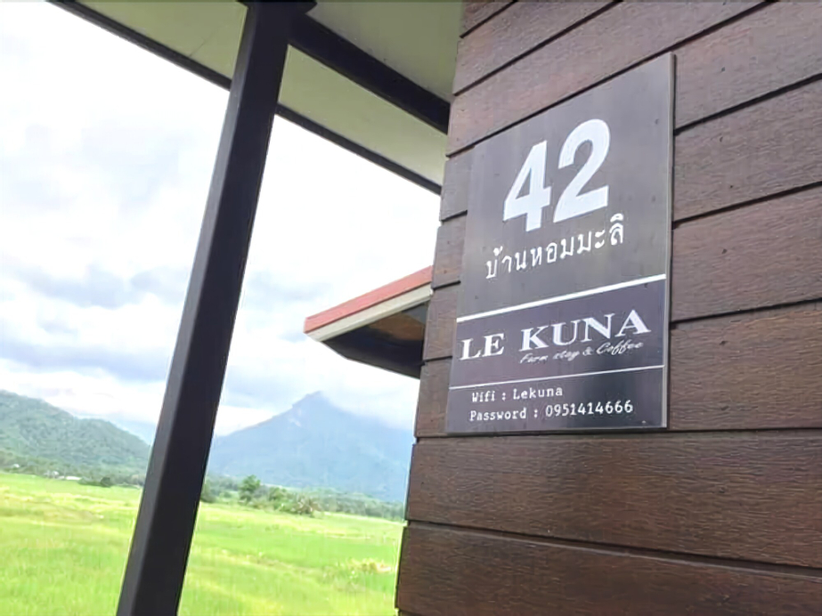 Le Kuna Farm Stay, Lom Sak