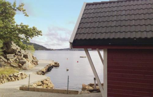Four-Bedroom Holiday Home in Lindesnes, Lindesnes