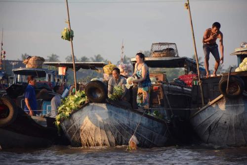 Mekong Vintage Homestay, Bình Minh