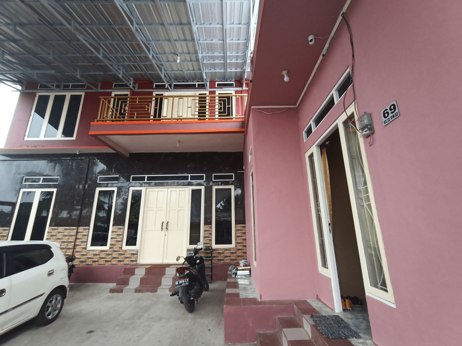 SPOT ON 3525 Penginapan Magnolia Syariah, Banjarmasin