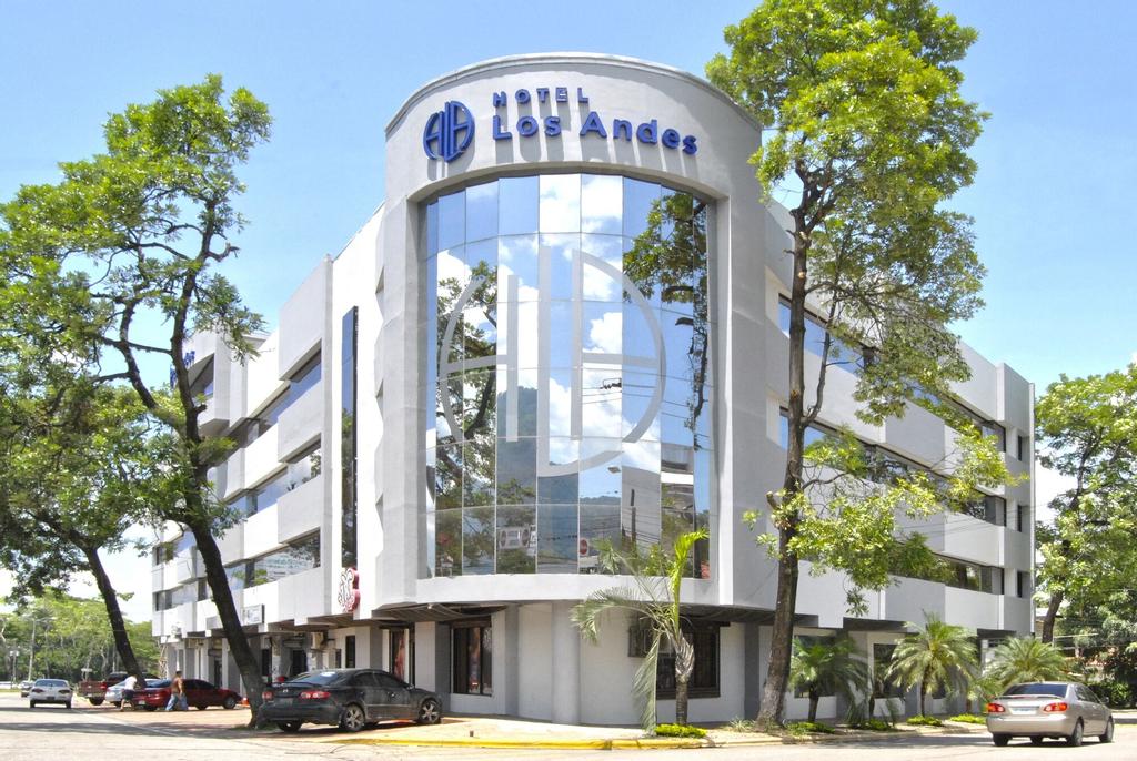 Hotel Los Andes, San Pedro Sula