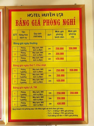 Khach San Huyen Loi, Mèo Vạc