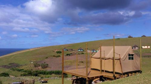 Wild Lubanzi Backpackers, Amathole
