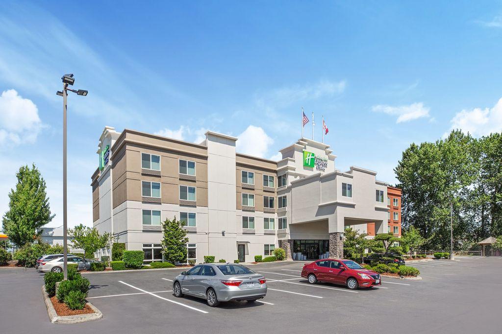 Holiday Inn Express & Suites Tacoma, Pierce