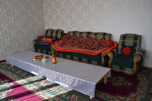 Дом с завтраком и постелью, Djety-Oguz