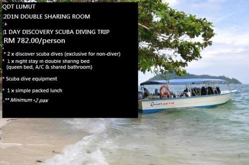 Quiver Dive Team Lumut, Manjung