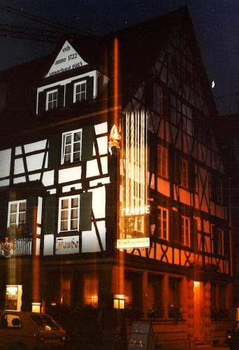 Hotel Restaurant Traube, Sigmaringen