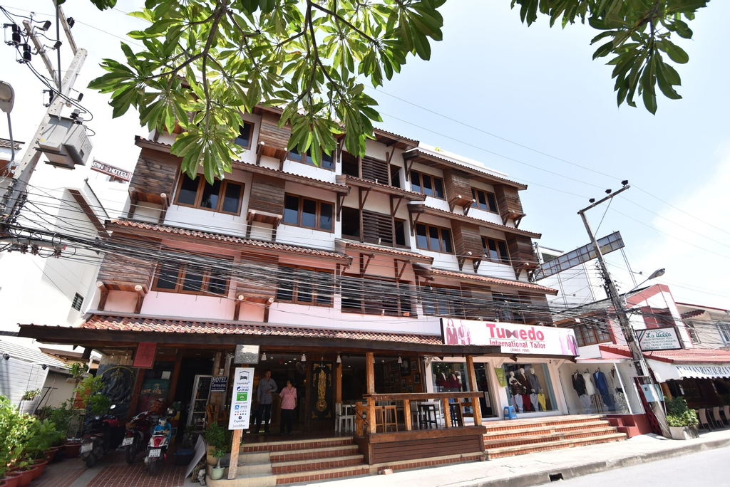 Baan Pa Ploy, Hua Hin