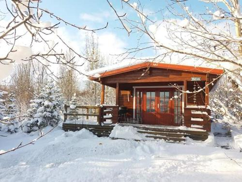 Bakkakot 1 - Cozy Cabins in the Woods, Arnarneshreppur