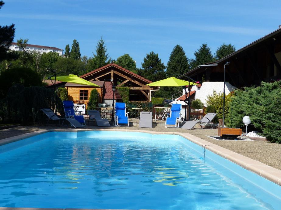 Hotel restaurant la vieille ferme, Doubs