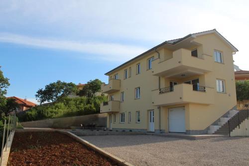 Apartmani Marin, Vrbnik