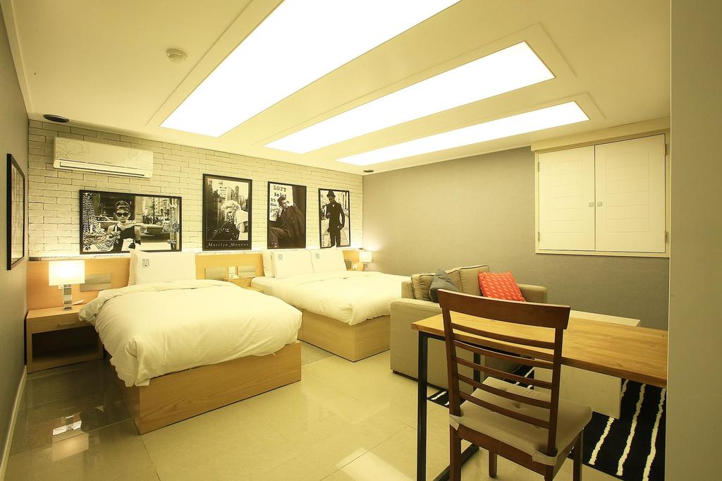 Merdi Hotel, Suwon