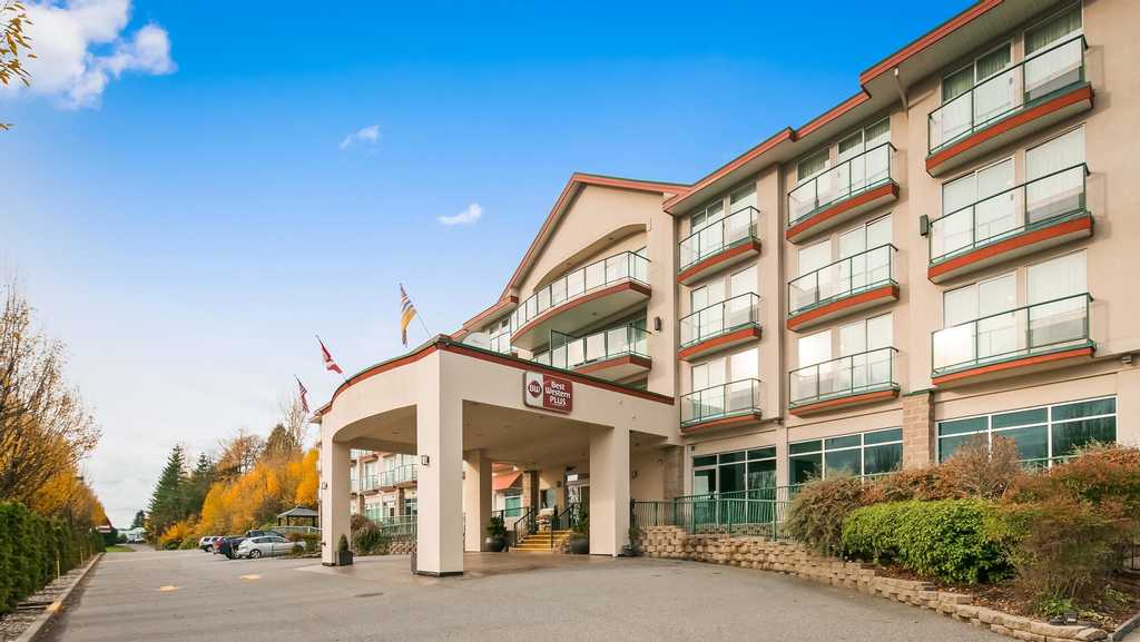 Best Western Plus Mission City Lodge, Fraser Valley