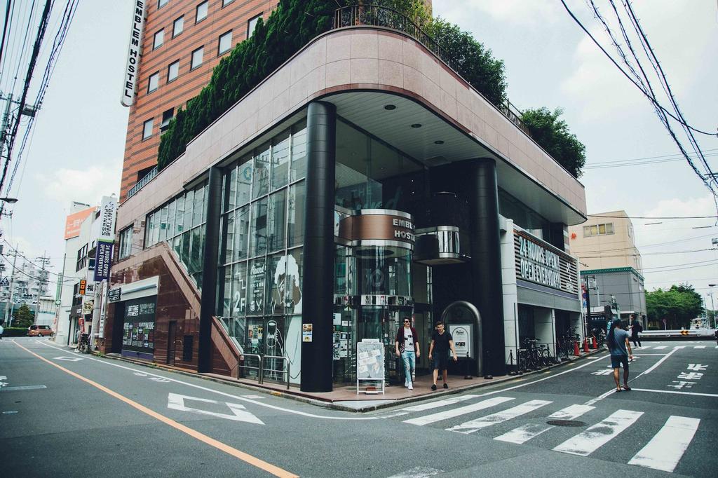 Emblem Hostel Nishiarai, Adachi