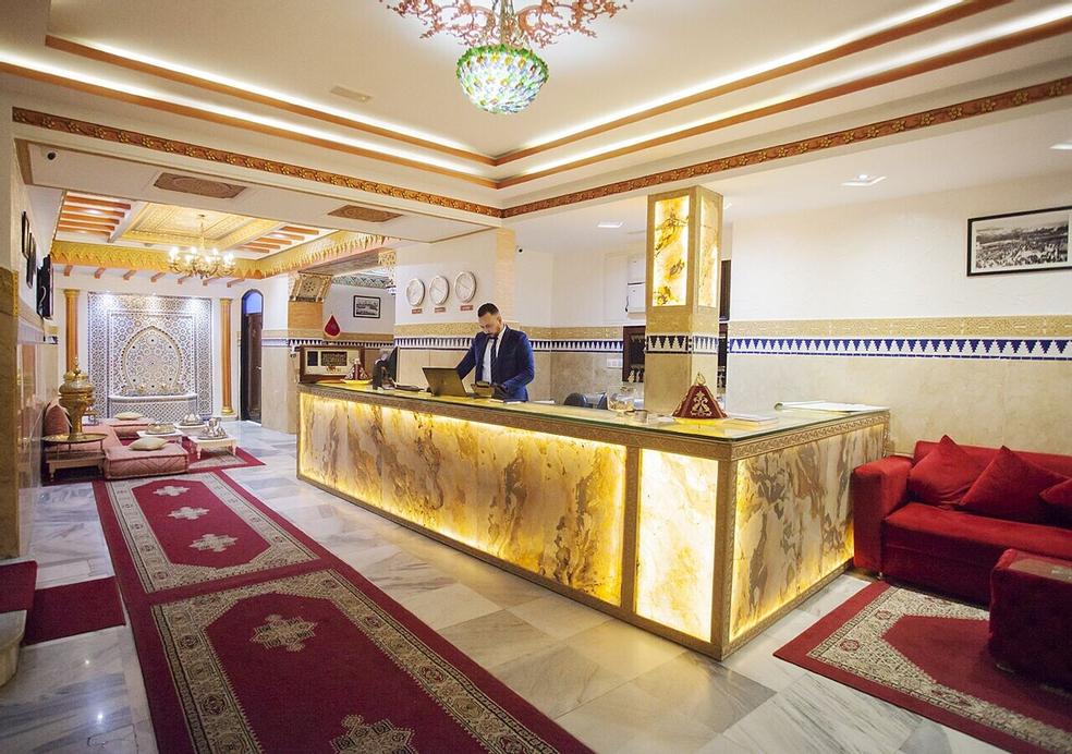 Hôtel Mamora, Tanger-Assilah
