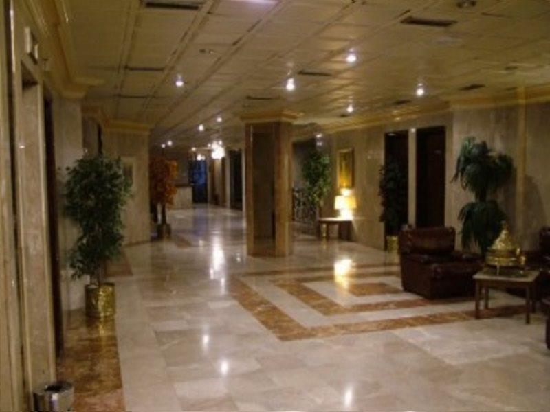 Homs Grand Hotel, Hims