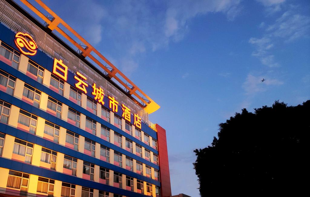 Baiyun City Hotel, Guangzhou