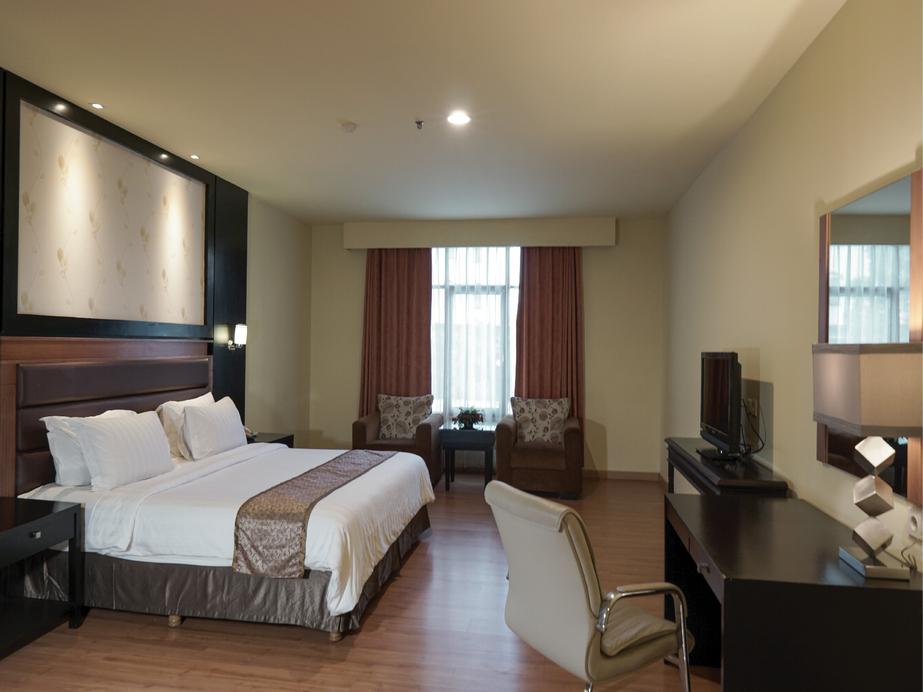 Sari Ater Kamboti Hotel & Convention ( Formely Garden Permata ), Bandung