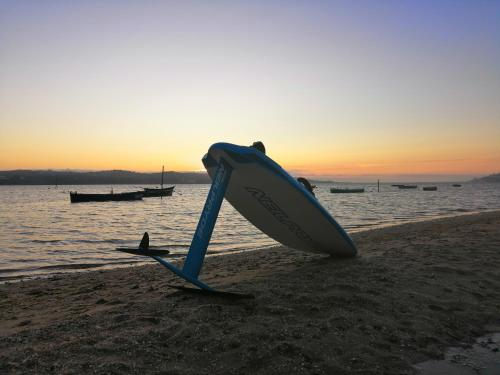Vue Lagune Obidos, Caldas da Rainha
