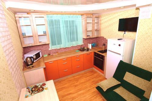 Апартаменты с видом на залив, Murmansk