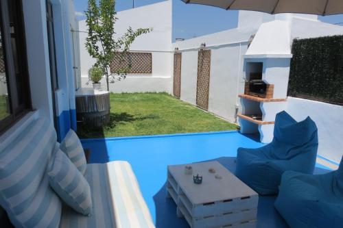 Casa Azul do Sado, Alcácer do Sal