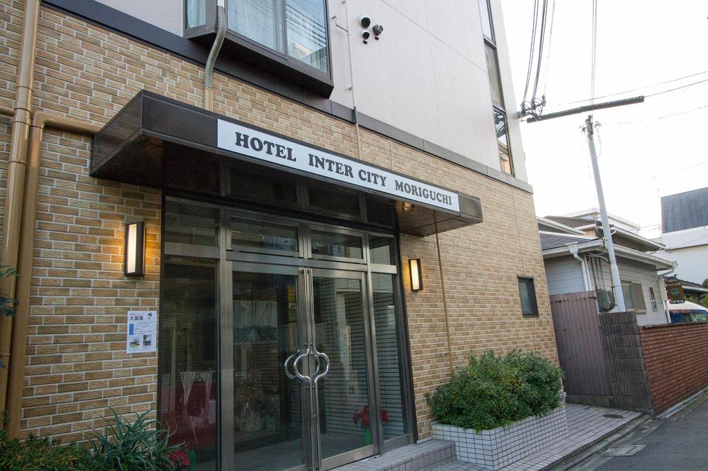 Hotel Inter City Moriguchi, Moriguchi