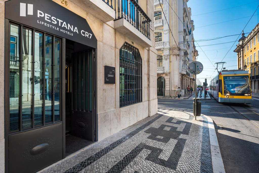 Pestana CR7 Lisboa, Lisboa