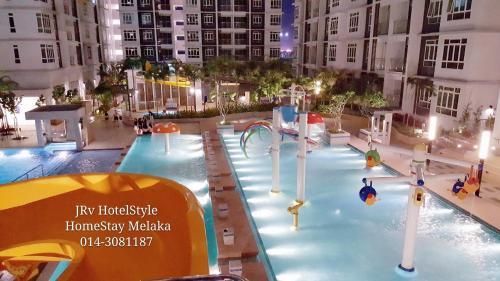 JRv HotelStyle HomeStay Parkland Residence Melaka, Kota Melaka