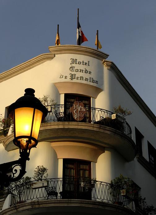 Hotel Conde de Peñalba, Distrito Nacional