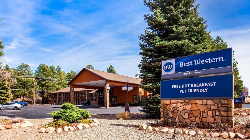 Best Western Inn Of Pinetop, Navajo