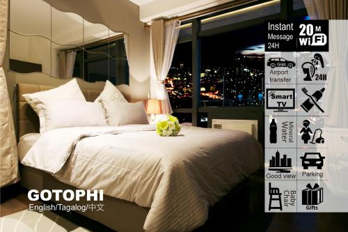 GOTOPHI @ The Gramercy Serviced Apartment Makati City, Makati City