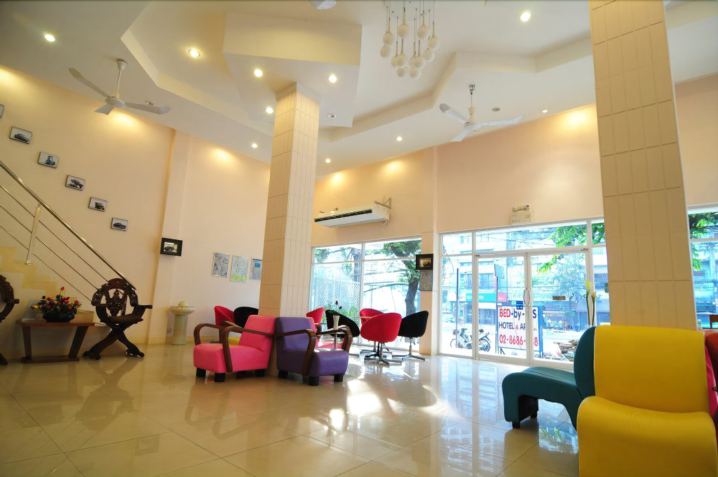 Bed by Tha-Pra Hotel and Apartment, Phasi Charoen