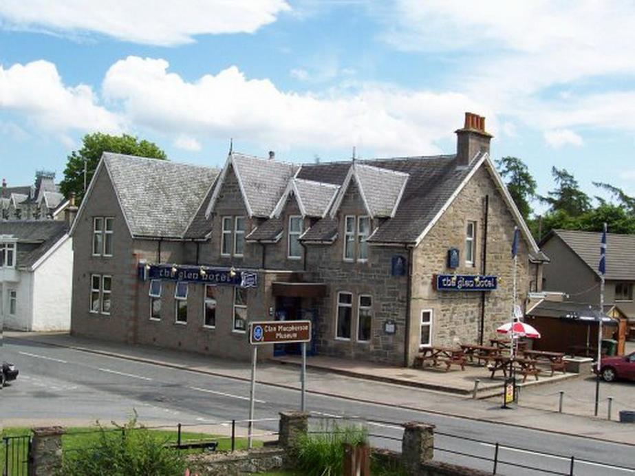 Glen Mhor Hotel, Highland