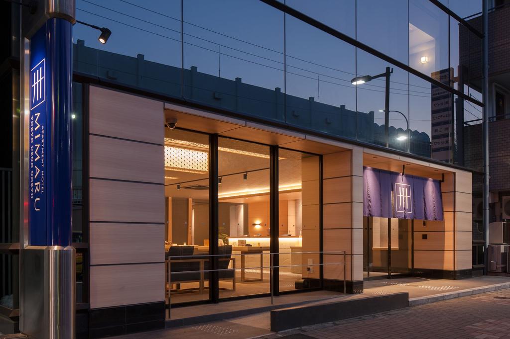 MIMARU TOKYO UENO NORTH, Taitō