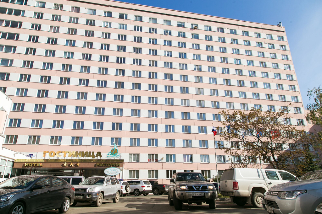 Dvina Hotel, Primorskiy rayon