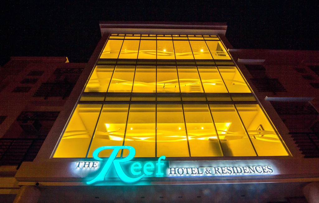 The Reef Hotel and Residences, Olongapo City