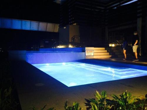 Vibrant studio unit in Vinia Residences, Quezon City