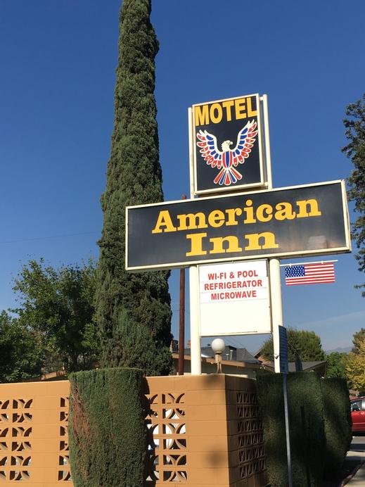American Inn Ontario, San Bernardino
