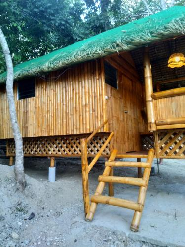 Deluxe Bamboo house by the River, Loboc