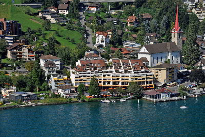 Post Hotel Weggis, Luzern