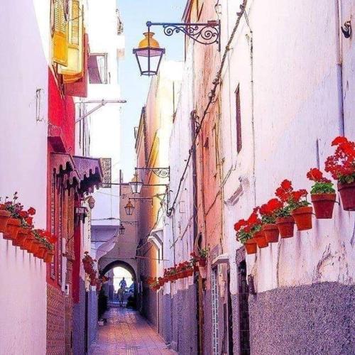 Riad nadia, Rabat